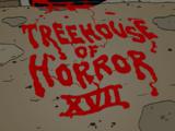 Treehouse of Horror XVII - Title Card