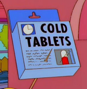 Cold Tablets
