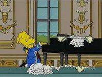 Marge viaja na história