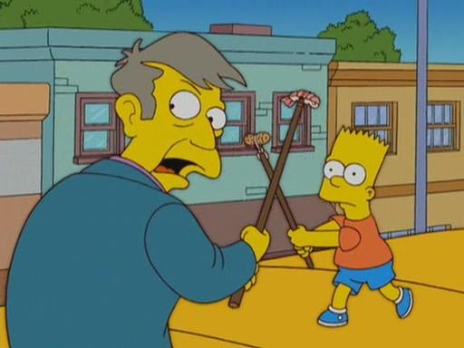 Por favor Homer, não faça isso