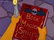 Book of Magic and Spells