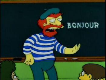 French Teacher