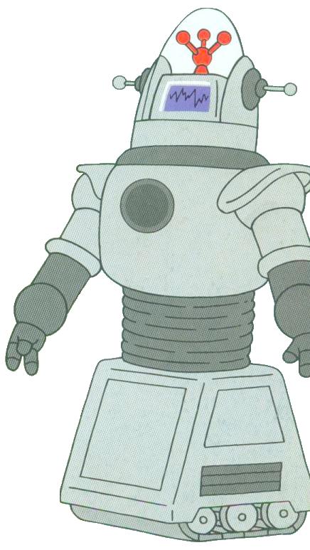 Robby the Automaton