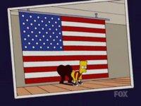 A Bandeira e o Bart