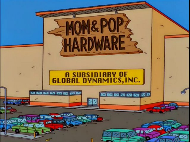 Mom & Pop Hardware