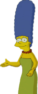Marge Simpson in The Simpsons Movie