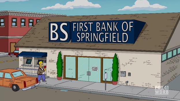 Primeiro Banco de Springfield