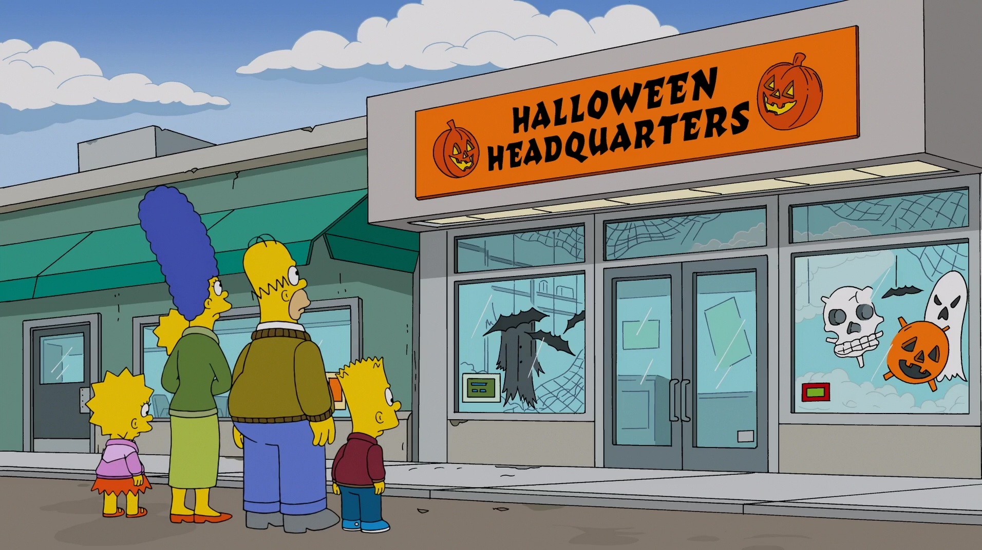 Halloween Headquarters