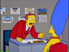 Huts scolding Marge