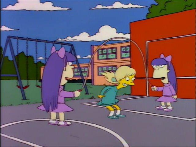Bart vs. Lisa