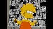 Homer and Lisa Exchange Cross Words (128)
