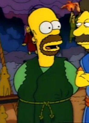 Homer the Thief