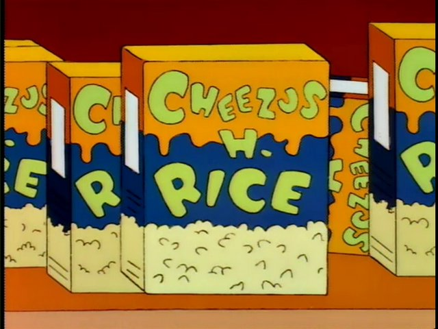 Cheezus H. Rice
