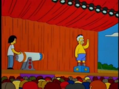 Homer le rocker