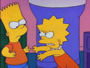 Lisa's First Word 134