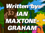 AloneAgain.Natura-Diddily WrittenByIanMaxtone-Graham