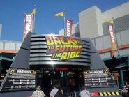 Back to the Future The Ride