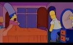 Отражение Гомера в значительной степени не заполнено.