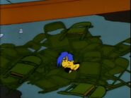 Milhouse messed up concert