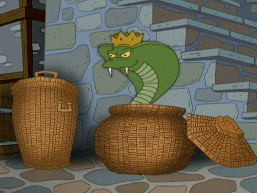 Cobra King Snake