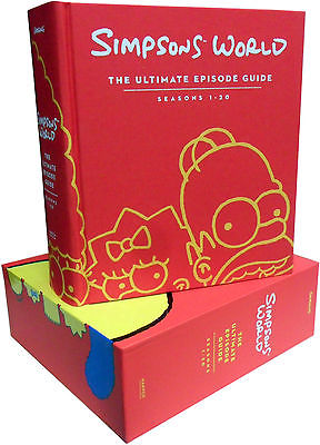 SIMPSONS WORLD The Ultimate Episode Guide