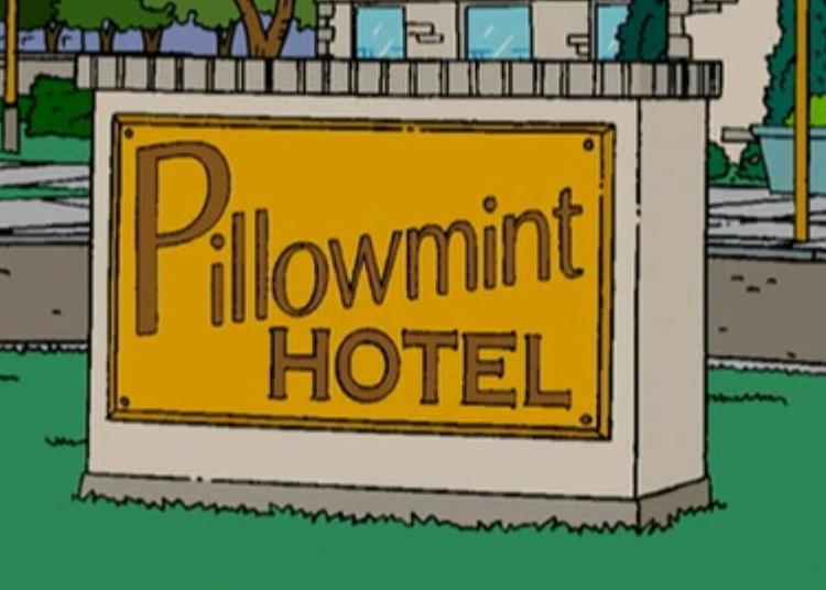 Pillowmint Hotel