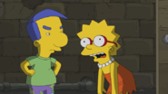 Treehouse of Horror XXIX 2