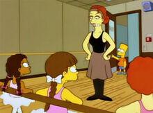 Professora ballet bart 1