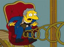 Homer máquina vingança moe 4