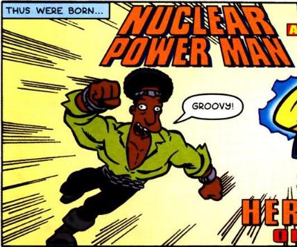 Homem de Energia Nuclear