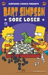 Bart Simpson-Sore Loser