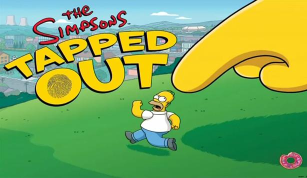 The Simpsons Tapped Out, o novo jogo dos Simpsons para Android e iOS