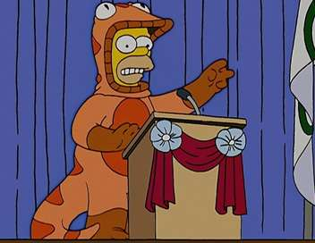 Homer maire !