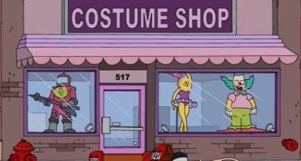 Springfield Costume Shop