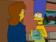 Stacey swanson marge dinheiro 1