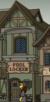 Fool Locker