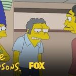 Marge Takes Moe To Apologize To Morty Season 29 Ep. 16 THE SIMPSONS