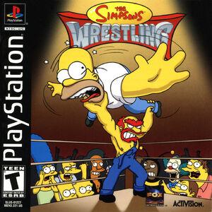Game Simpsons Wrestling.jpg