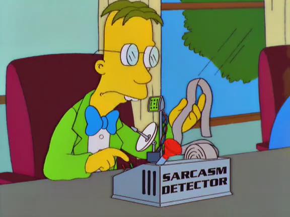Detector de Sarcasmo