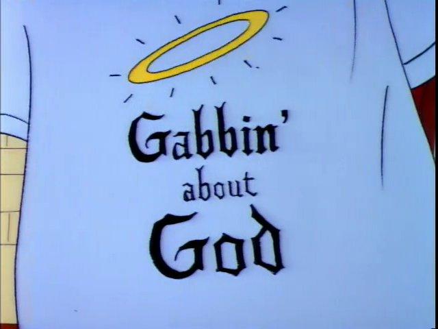 Gabbin' About God