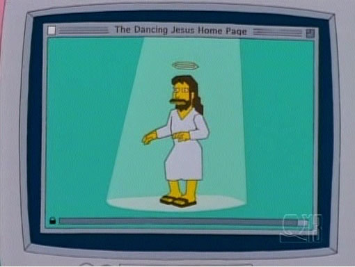The Dancing Jesus Home Page