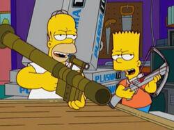 Homer bart perigosos mais.jpg