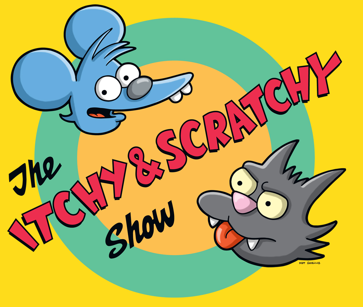 Itchy & Scratchy