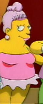 Tina, a Bailarina