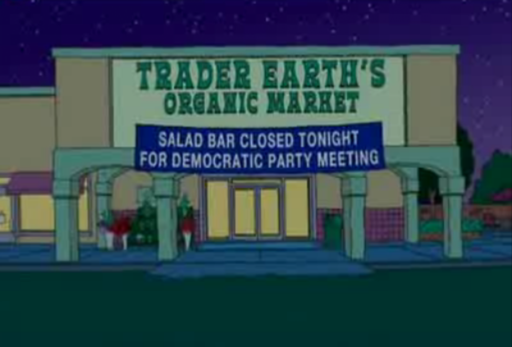 Trader Earth's