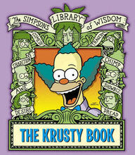 Library of wisdom krusty book