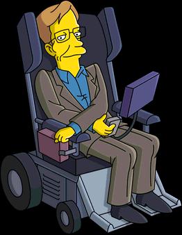 Stephen Hawking (character)