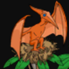 Zookeeper Pteranodon The Simpsons