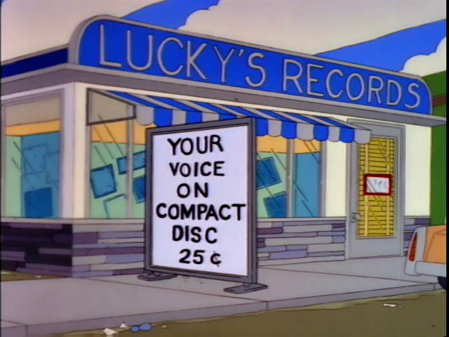 Lucky's Records