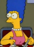 Marge in Lisa's First Word 2